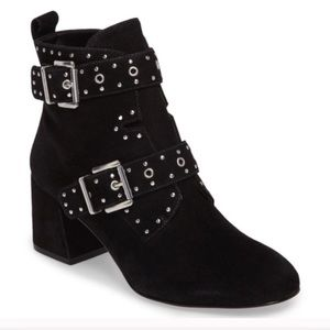 NEW IN BOX Rebecca Minkoff Logan studded boots